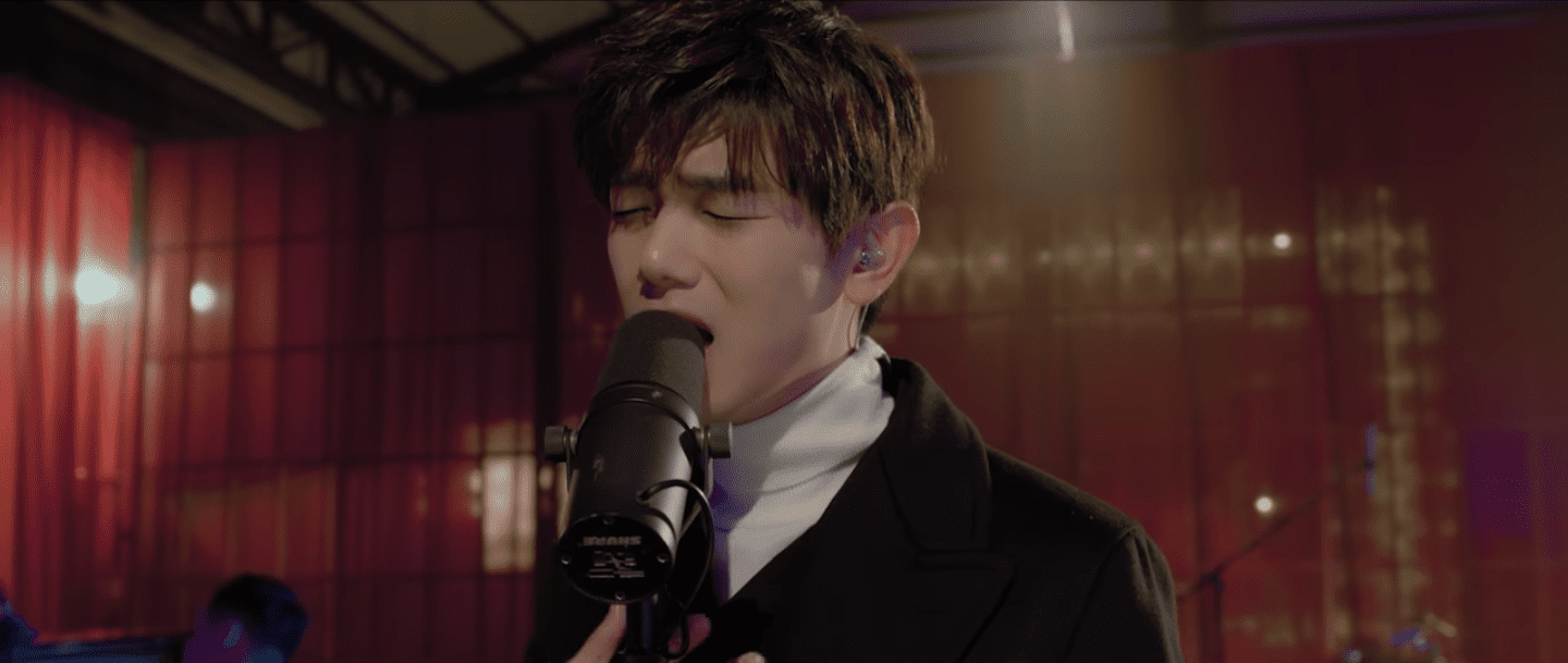 """WATCH: Eric Nam Fulfills Expectations With Live Band Performance MV For """"Hold Me"""""""