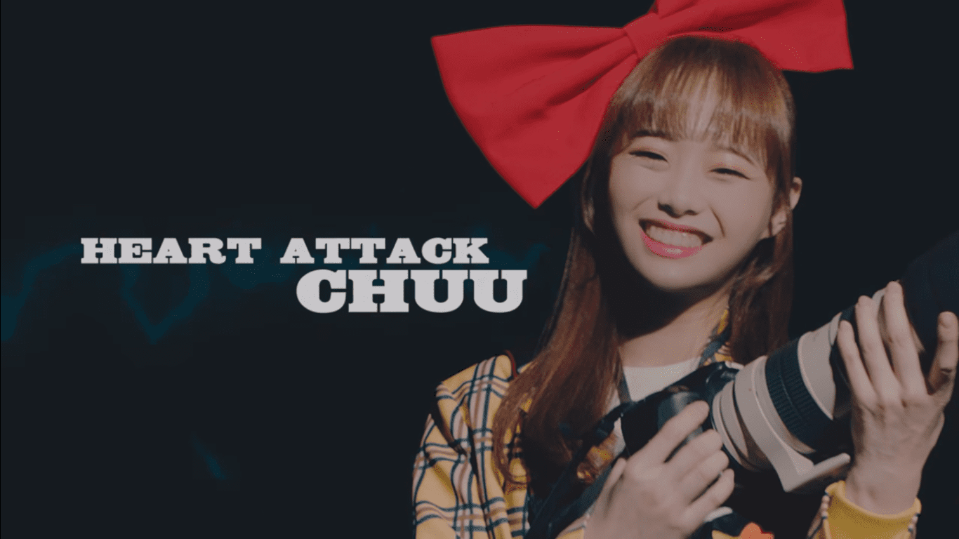 """WATCH: LOONA's Chuu Drops Solo MV For """"Heart Attack"""""""