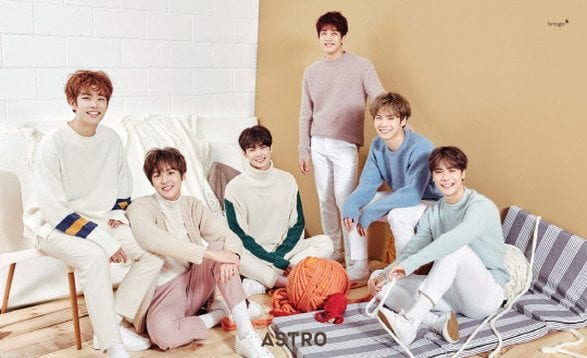 ASTRO To Release Limited Edition Winter Album