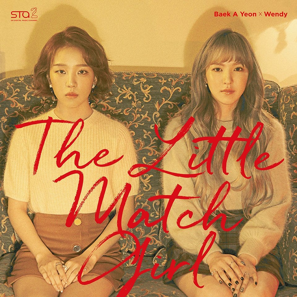 "WATCH: Red Velvet's Wendy And Baek A Yeon Reveal MV For ""The Little Match Girl"""