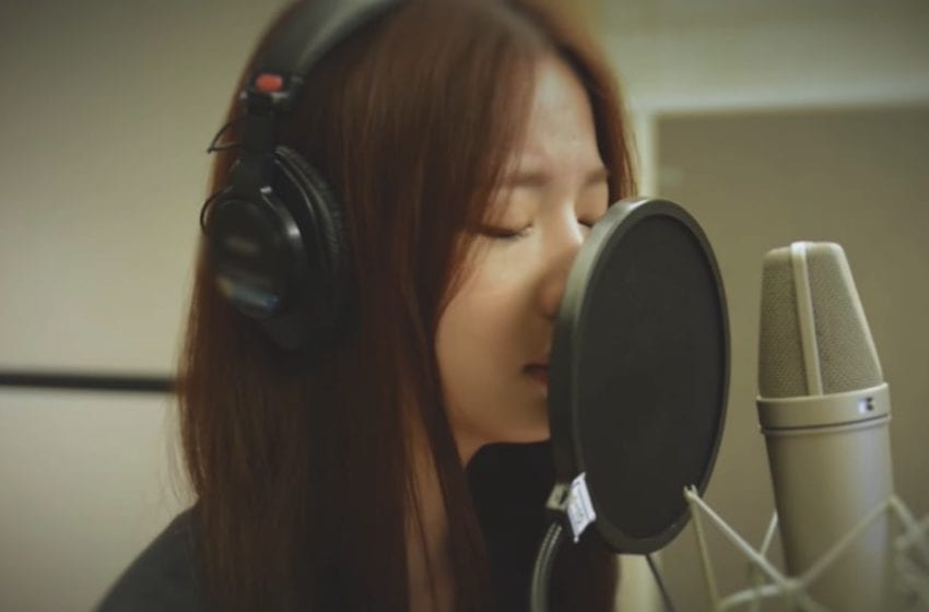 """WATCH: EXID's Solji Delivers Beautiful Remastered """"Re:flower"""" Track """"Dreamer"""""""