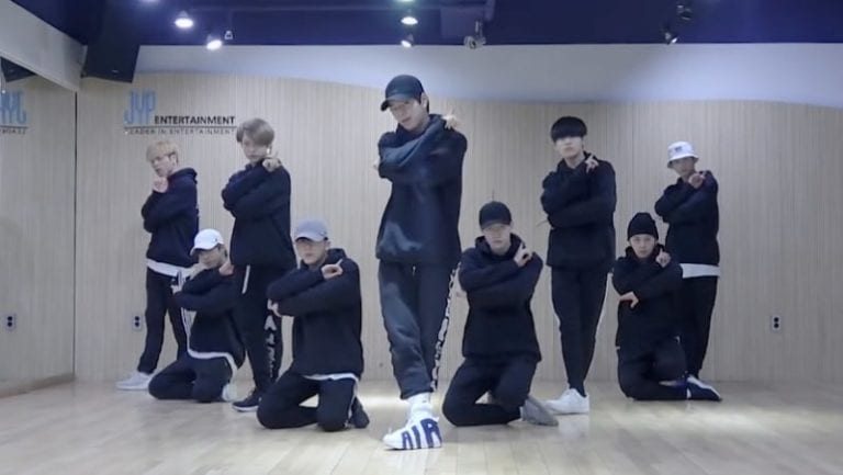 WATCH: Stray Kids Show Off Fierce Performance In Dance Practice For ''Grrr (Beware)''