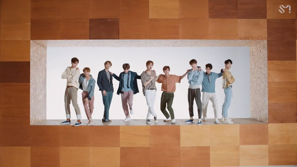 """WATCH: NCT 127 Makes Comeback With Smooth """"TOUCH"""" MV"""