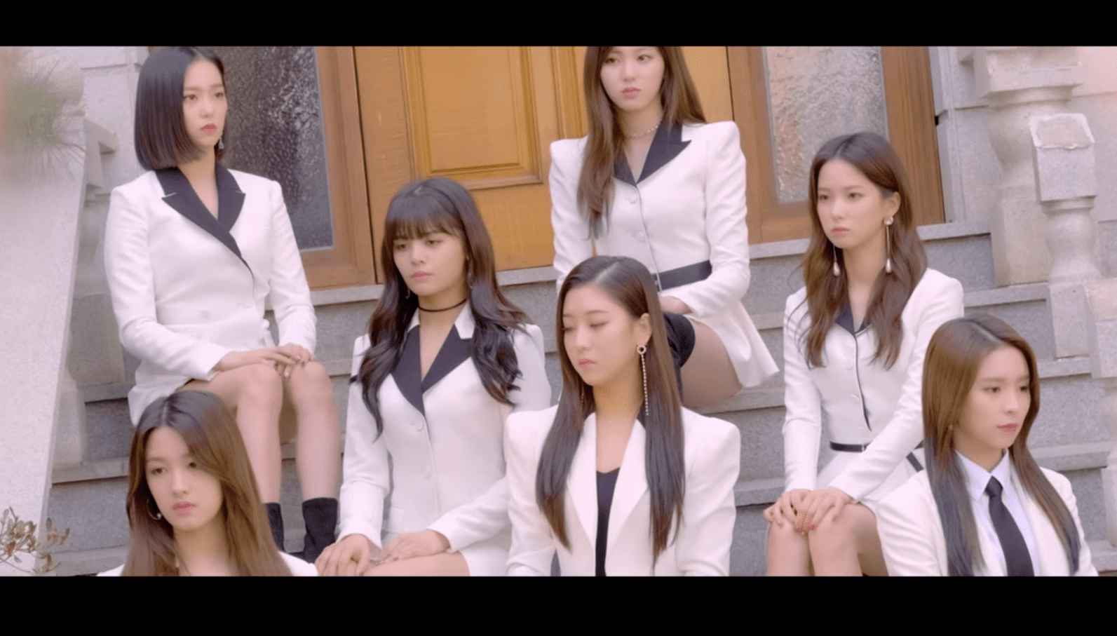 "WATCH: CLC Drops Talks About A ""Distance"" In New MV"