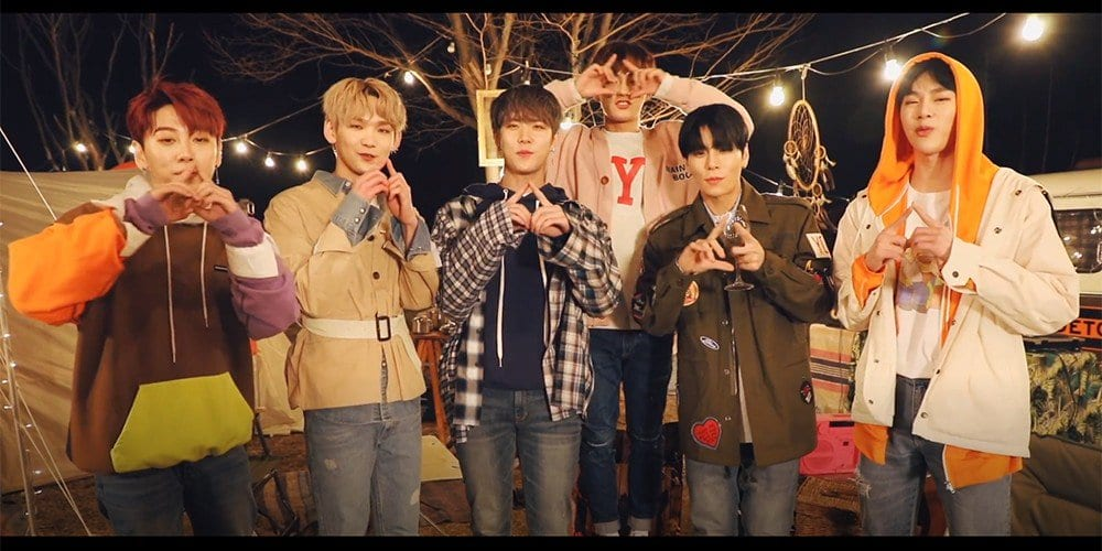 """WATCH: JBJ Greet Fans For The Last Time With Final """"Just Be Stars"""" MV"""