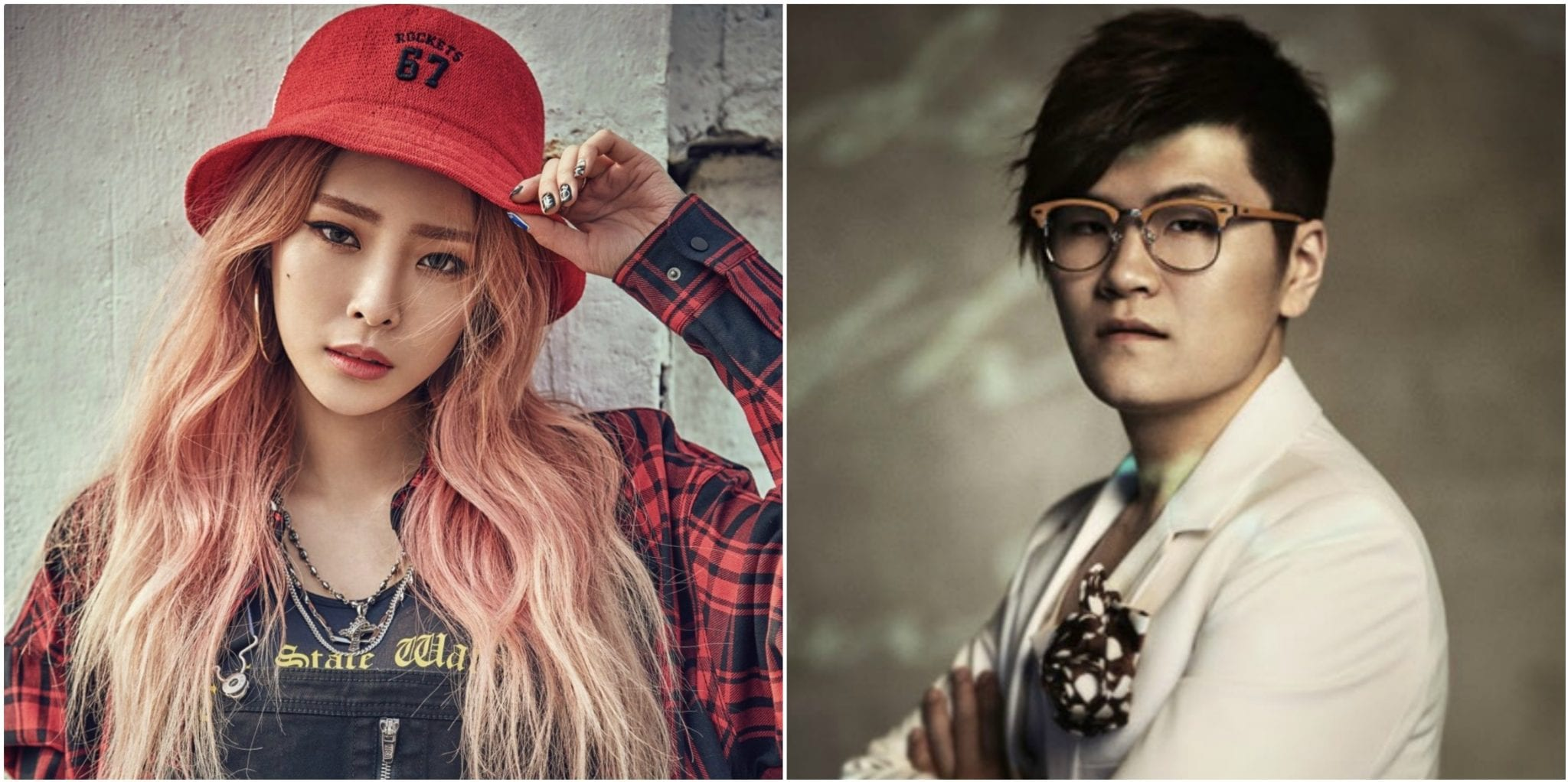 """LISTEN: Heize And 4MEN's Shin Yong Jae Team Up For New """"Beautiful"""" Single"""