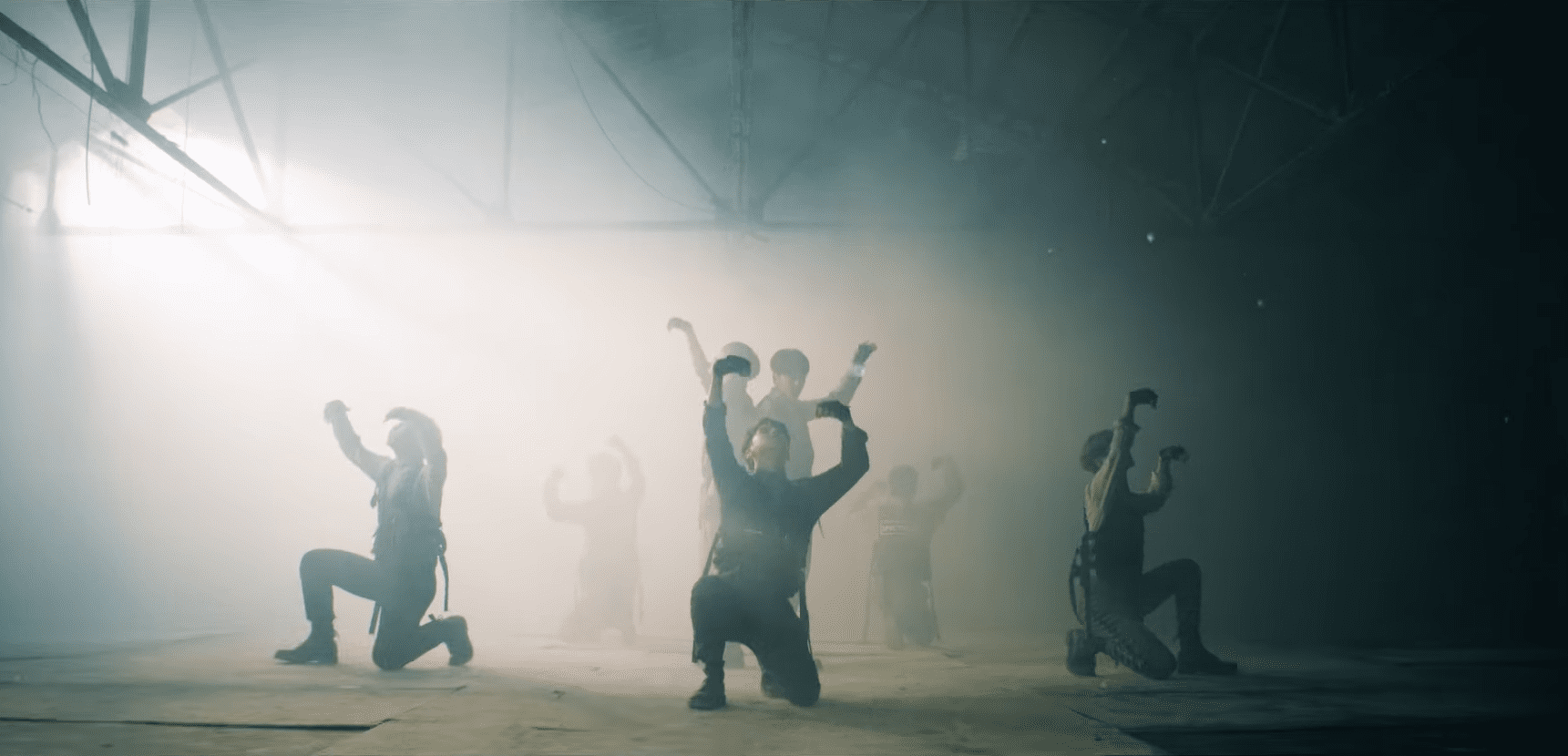 "WATCH: New Boy Group Spectrum Debuts With ""Light It Up"" MV"