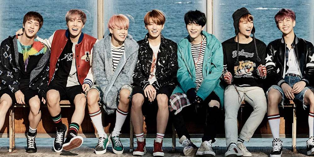 "LISTEN: BTS Drops Brit Rock Remix Of Their Classic Hit ""Spring Day"""