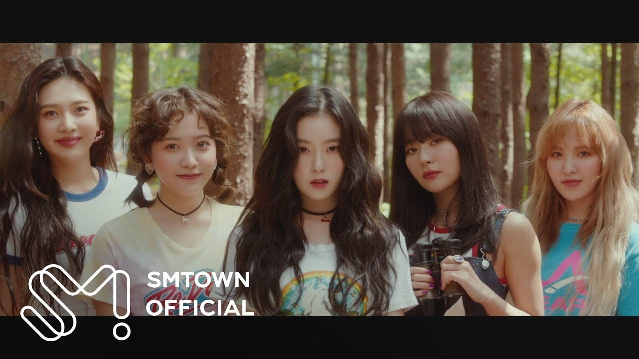 """WATCH: Red Velvet Makes Japanese Comeback With New """"Cookie Jar"""" MV"""