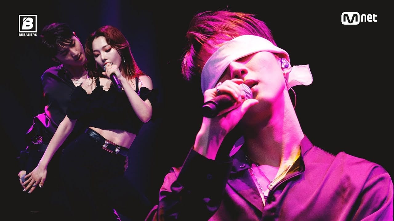 WATCH: PENTAGON's Hui And KARD's Somin Thrill Fans With Sexy Collaboration Stage