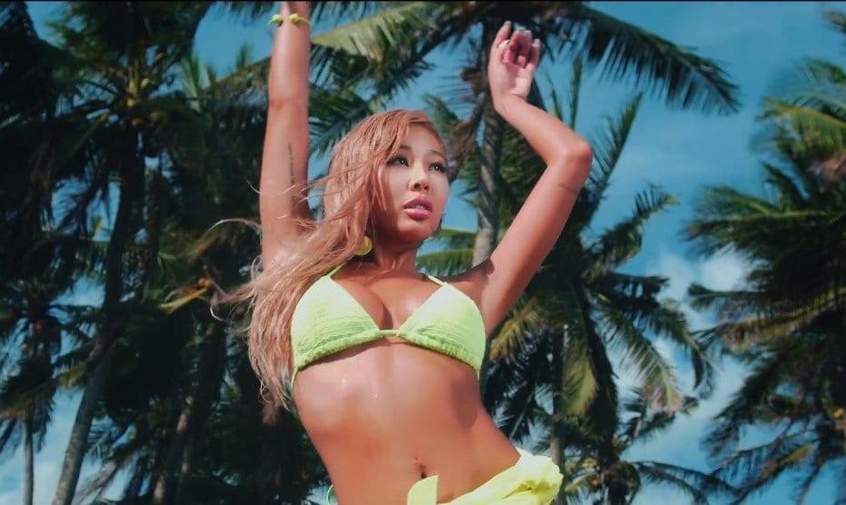 "WATCH: Jessi Gets ""Down"" In Newest Island Mood MV"