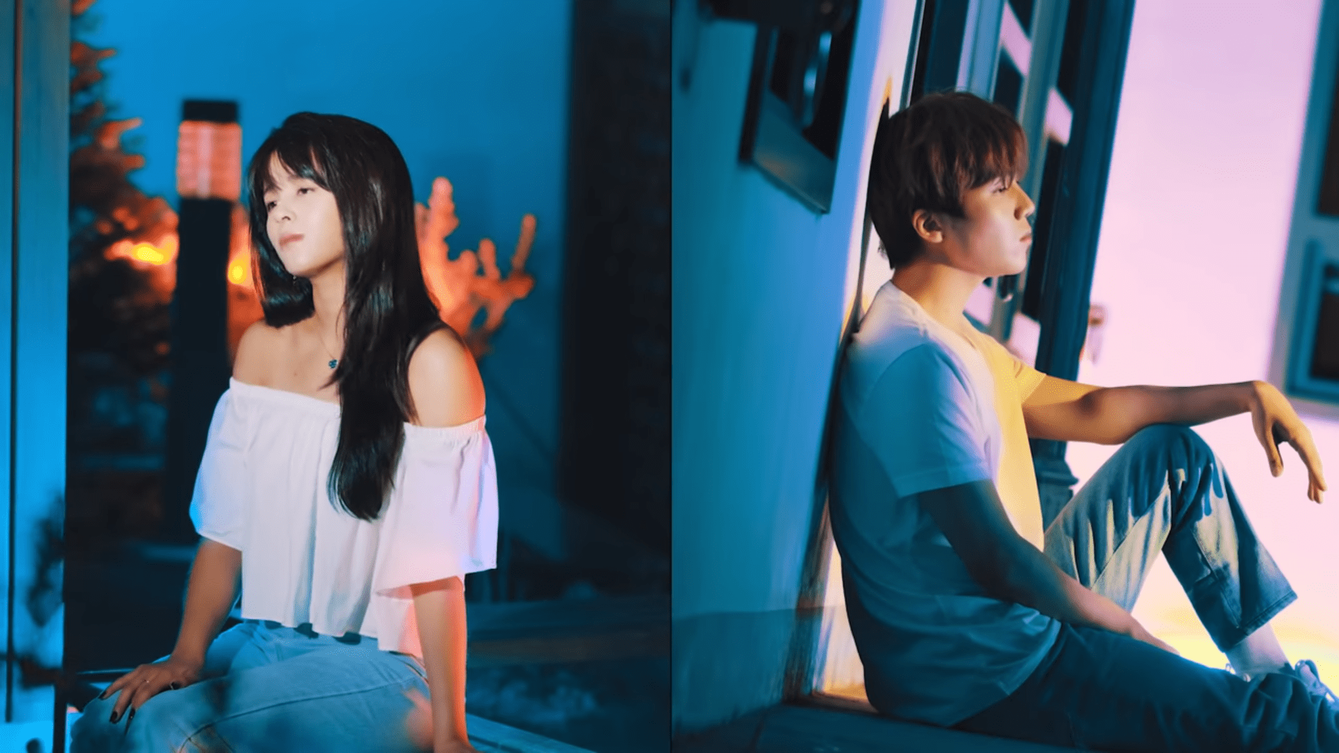 """WATCH: PENTAGON's Jinho and CLC's Sorn Drop Cover Of """"We Don't Talk Anymore"""""""