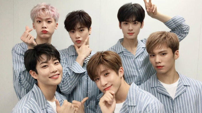 ASTRO To Make Comeback With Upcoming Mini-Album This Summer