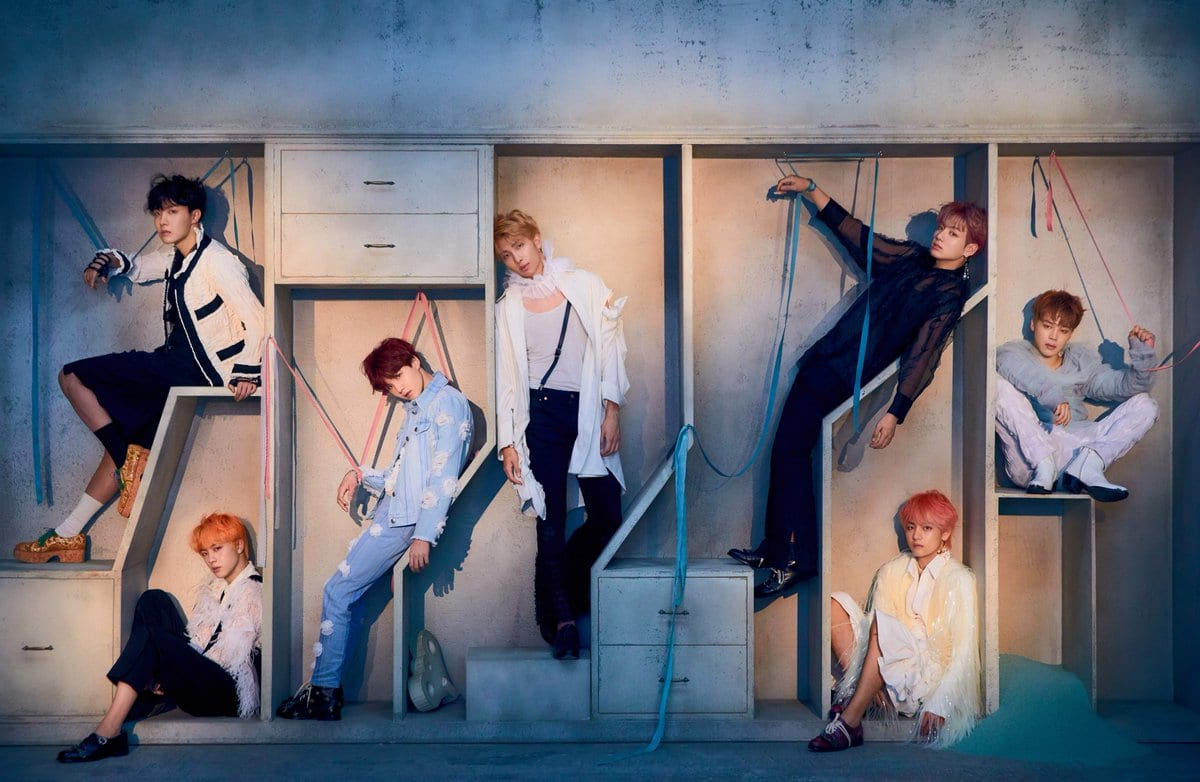 """BTS Drops Stunning New Concept Photos For Comeback With """"Answer"""""""