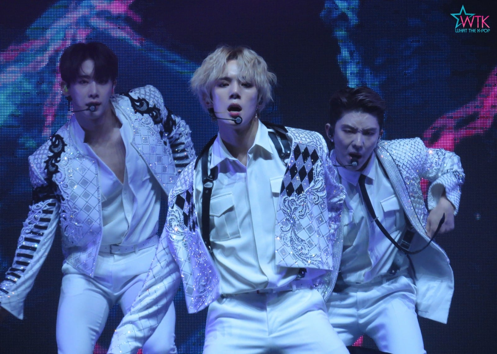 WTK GALLERY: MONSTA X Rocks The Stage In Recent U.S. Tour