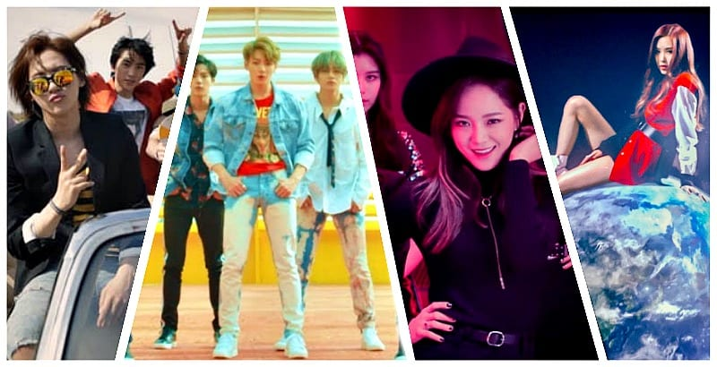10 Amazing K-pop Songs With Catchy Whistle Tunes