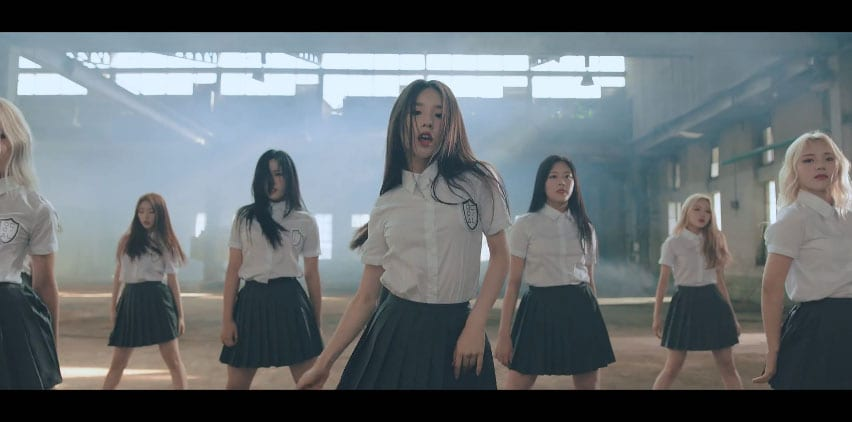"""WATCH: LOONA Finally Reveal Signature Sound In Pre-Debut """"favOriTe"""" MV"""