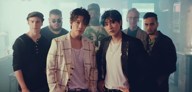 "WATCH: Super Junior D&E Confess Their Feelings ""'Bout You"" In Comeback MV"