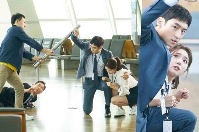 """WATCH: Lee Je Hoon Shields Chae Soo Bin In Newest Trailer of """"Where Stars Land"""""""