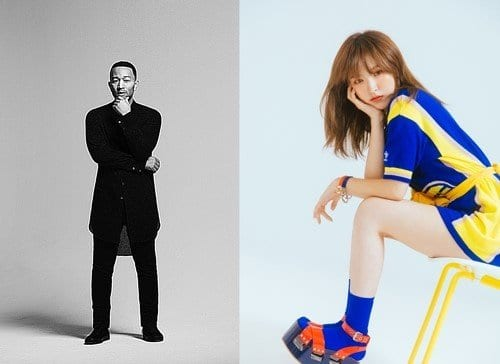 Red Velvet's Wendy And John Legend To Collaborate For SM's STATION X 0