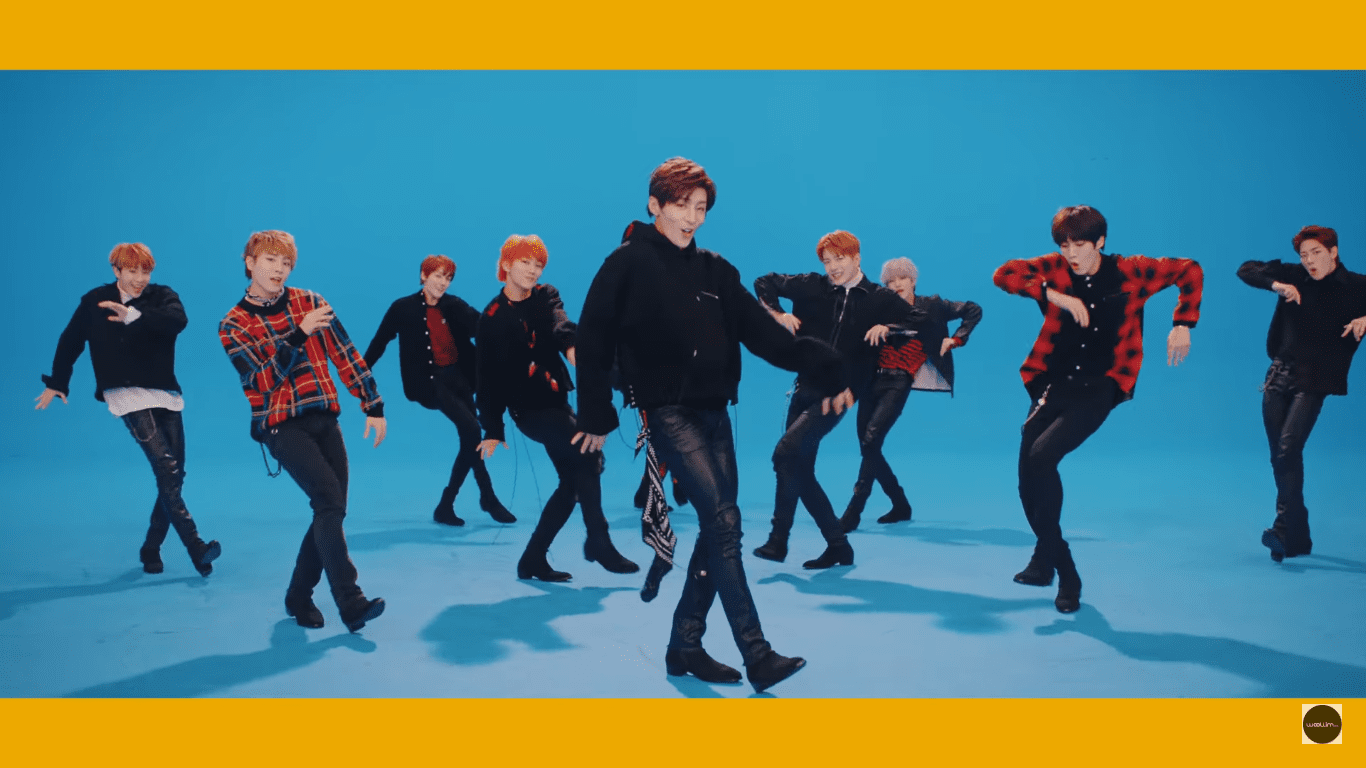 "WATCH: Golden Child Wants Your Wishes To Come True In Cute ""Genie"" MV"