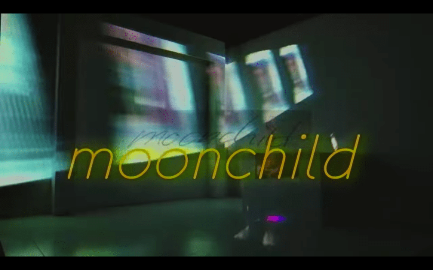 """WATCH: BTS's RM Drops Comforting Lyric Video For """"Moonchild"""""""