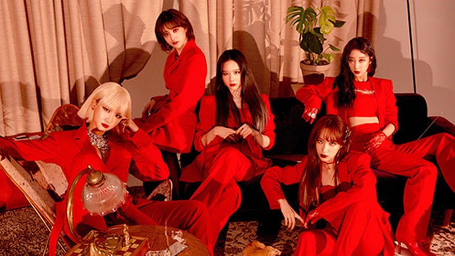 "WATCH: EXID Makes Five-Member Comeback In New ""I Love You"" MV"