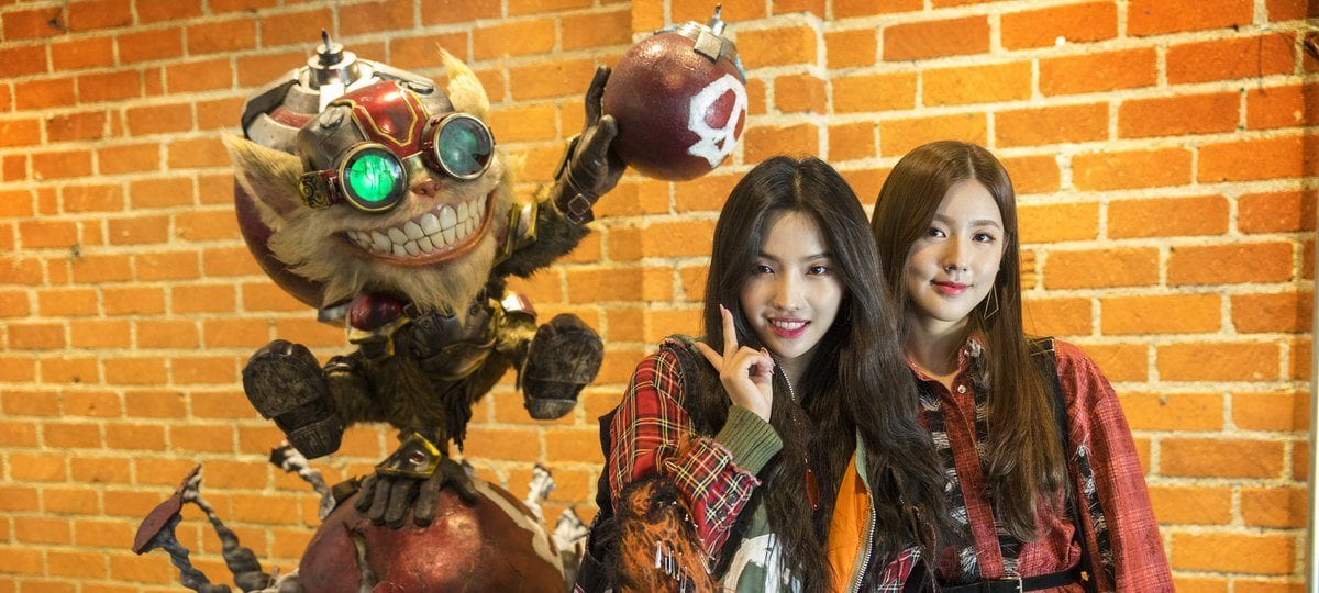 Beyond K/DA: When K-pop And League of Legends Collide