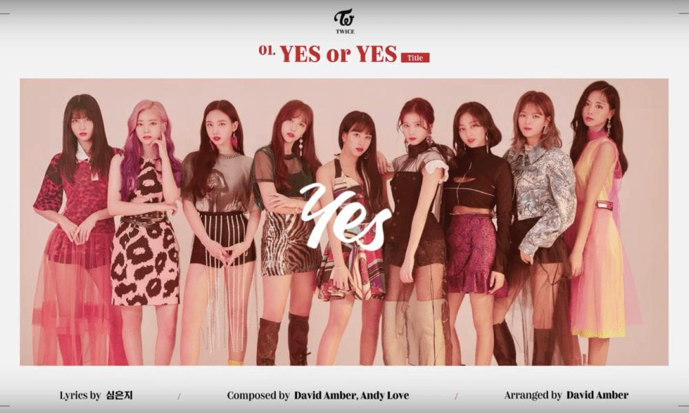 """WATCH: You Can't Say No to TWICE's Confession In New """"YES Or YES"""" MV"""