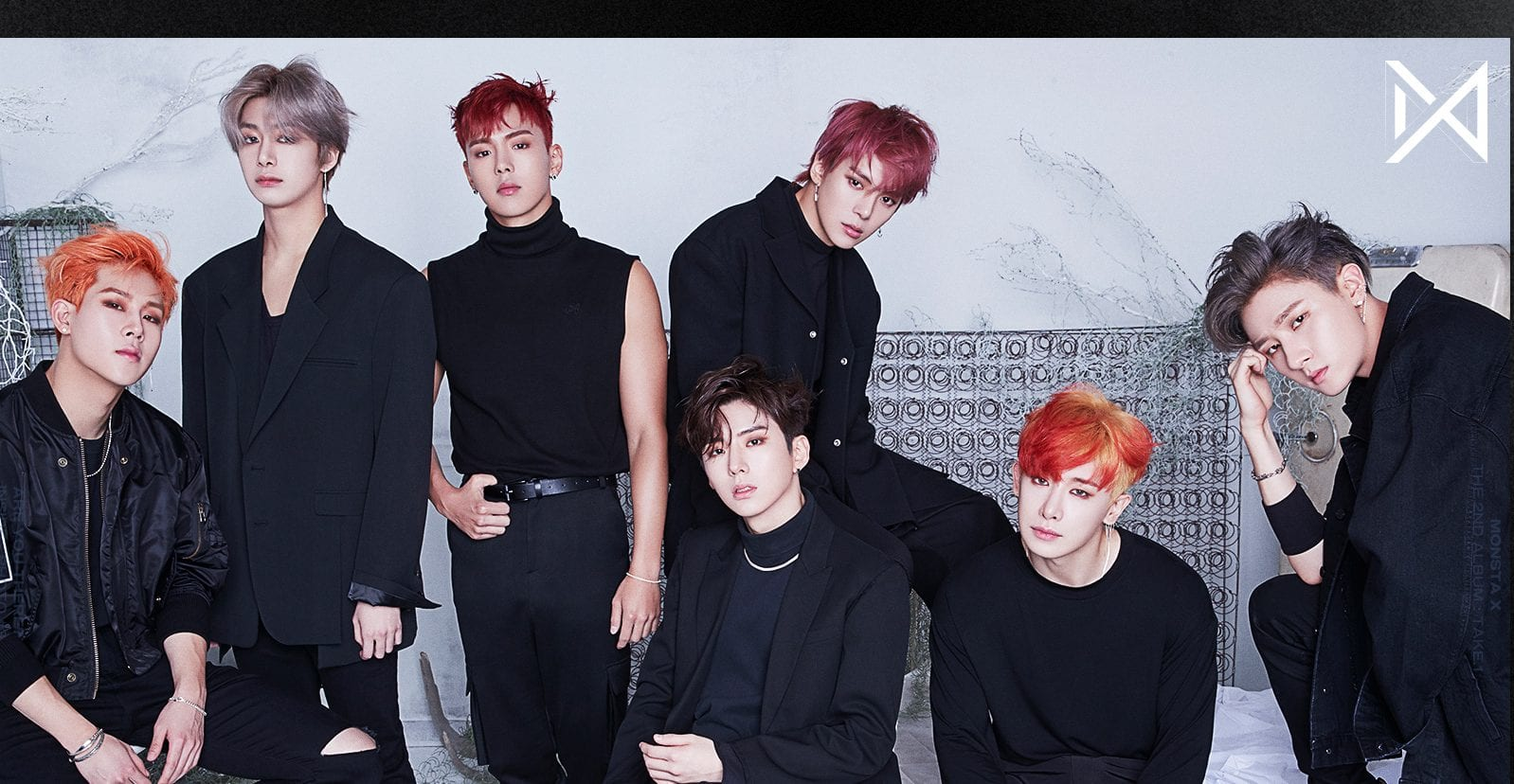 """LISTEN: MONSTA X Releases English Version Of """"Shoot Out"""""""