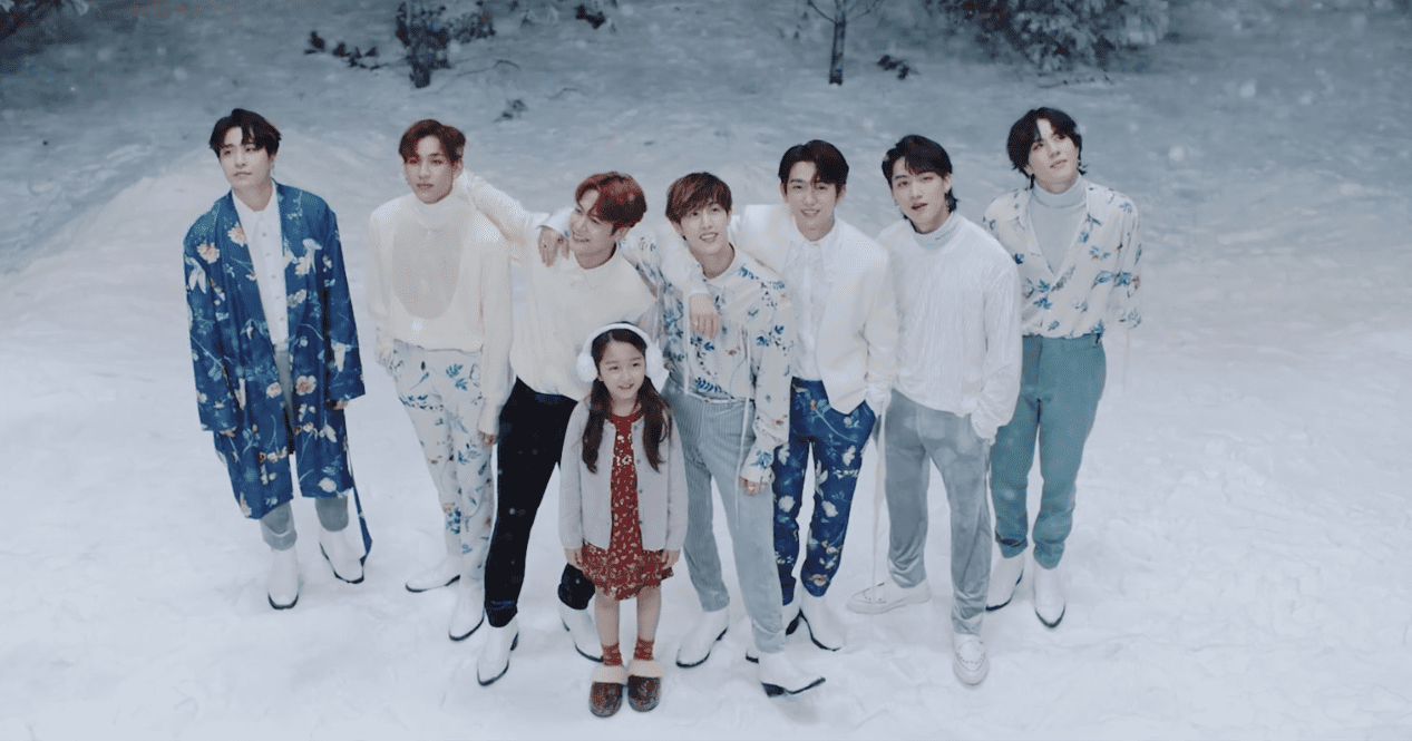"WATCH: GOT7 Brings About Holiday Magic In Comeback MV For ""Miracle"""