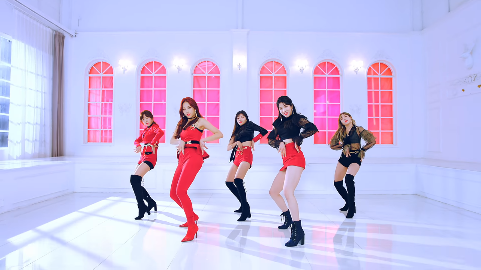 """WATCH: LABOUM Drops Zombie-Themed MV For """"Turn It On"""""""