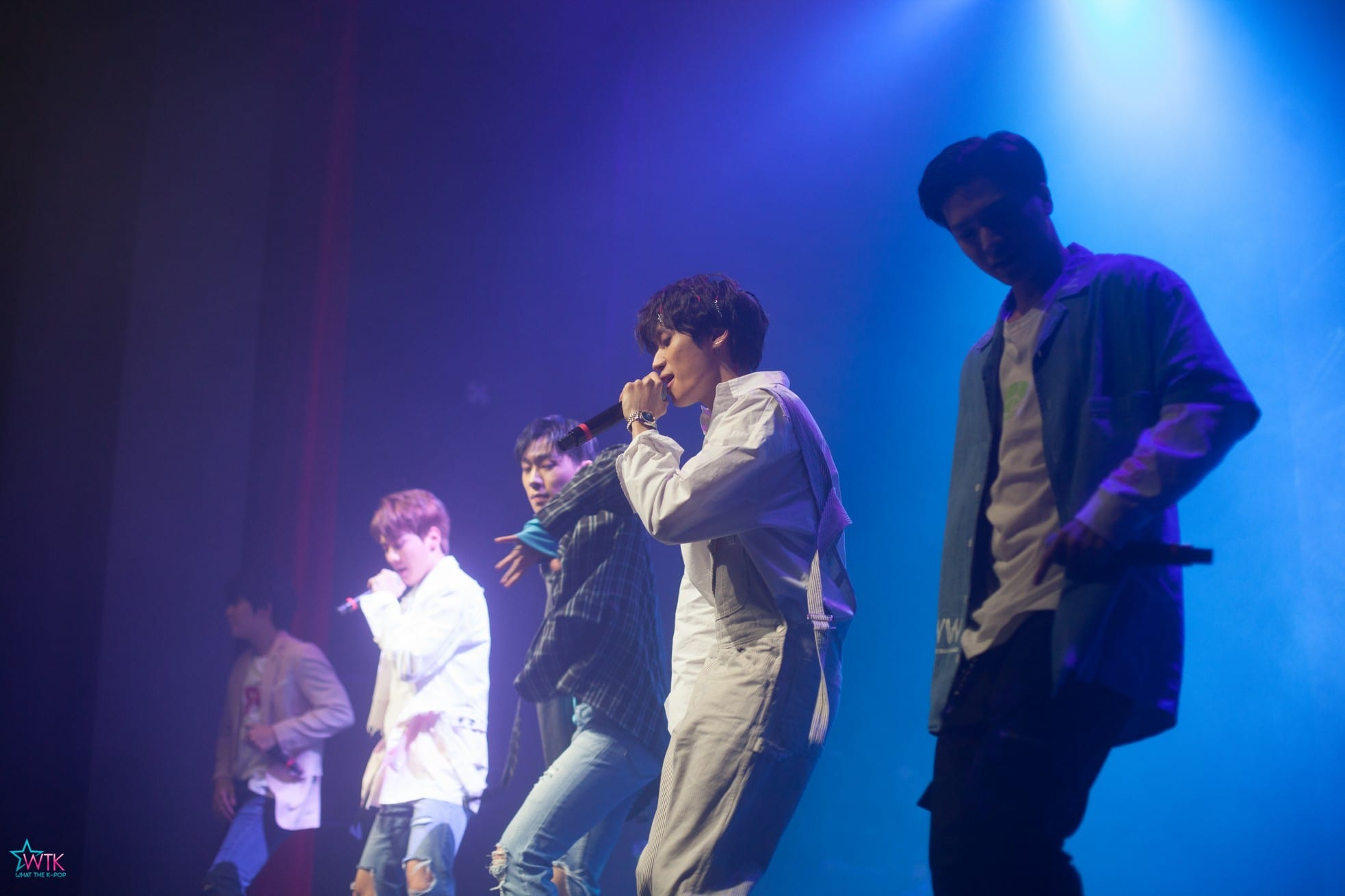 PHOTO GALLERY: Teen Top Thrills Fans With Stunning Tour In The USA