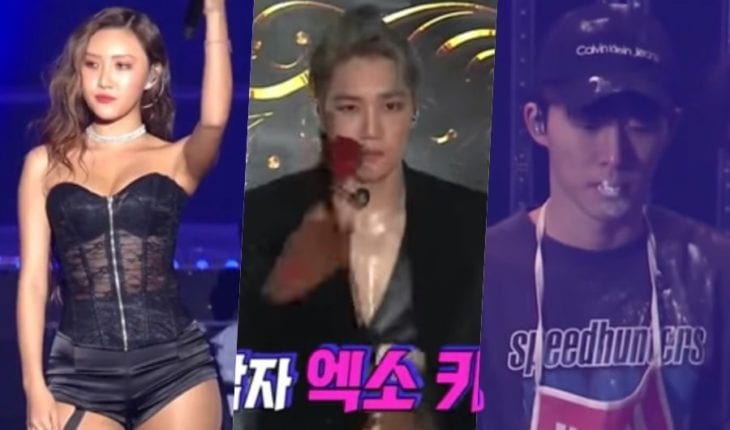 SBS Gayo Daejun Shares Behind-The-Scenes Details About Performances By Hwasa, Kai, And B.I