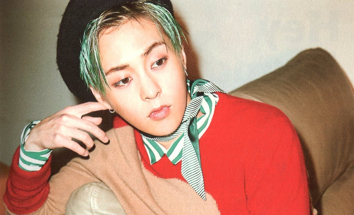 15 Times EXO's Xiumin Proved He Is K-pop's King Of Colored Hair