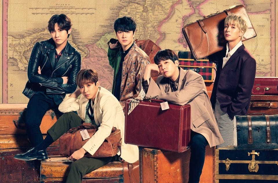 """WATCH: FTISLAND Says """"God Bless You"""" In Fun MV For Japanese Comeback"""
