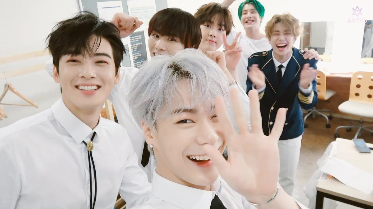 ASTRO To Embark On U.S. Concert Tour Next Month