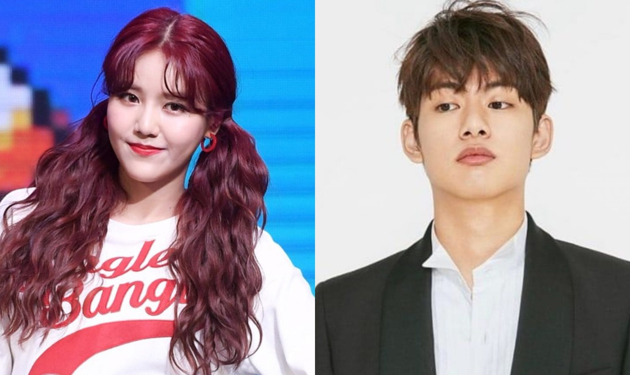 """AOA's Hyejeong Confirmed To Be Dating """"Can Love Be Refunded"""" Co-Star Ryu Eui Hyun"""