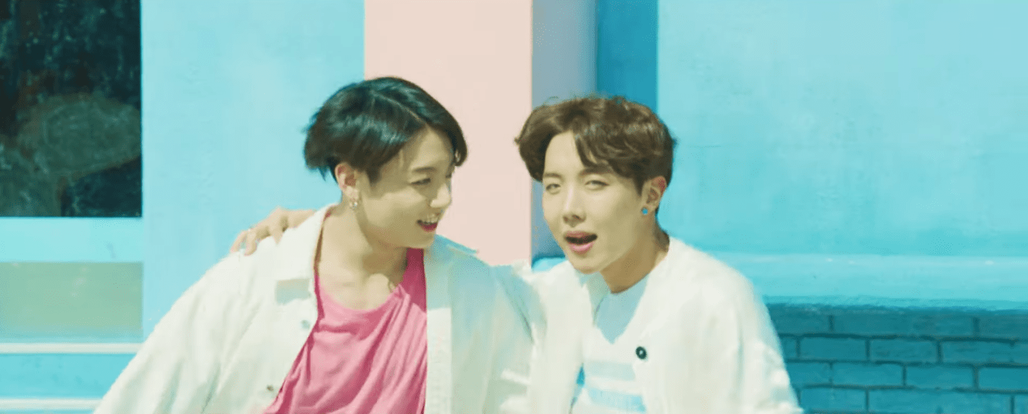 """WATCH: BTS Drops Cuddly """"ARMY With Luv"""" Version Of """"Boy With Luv"""""""