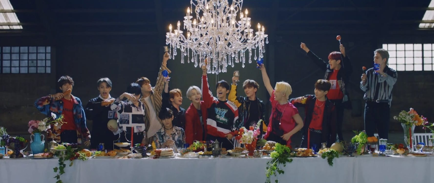 """WATCH: SEVENTEEN Wants A """"Happy Ending"""" With You In Japanese MV Release"""