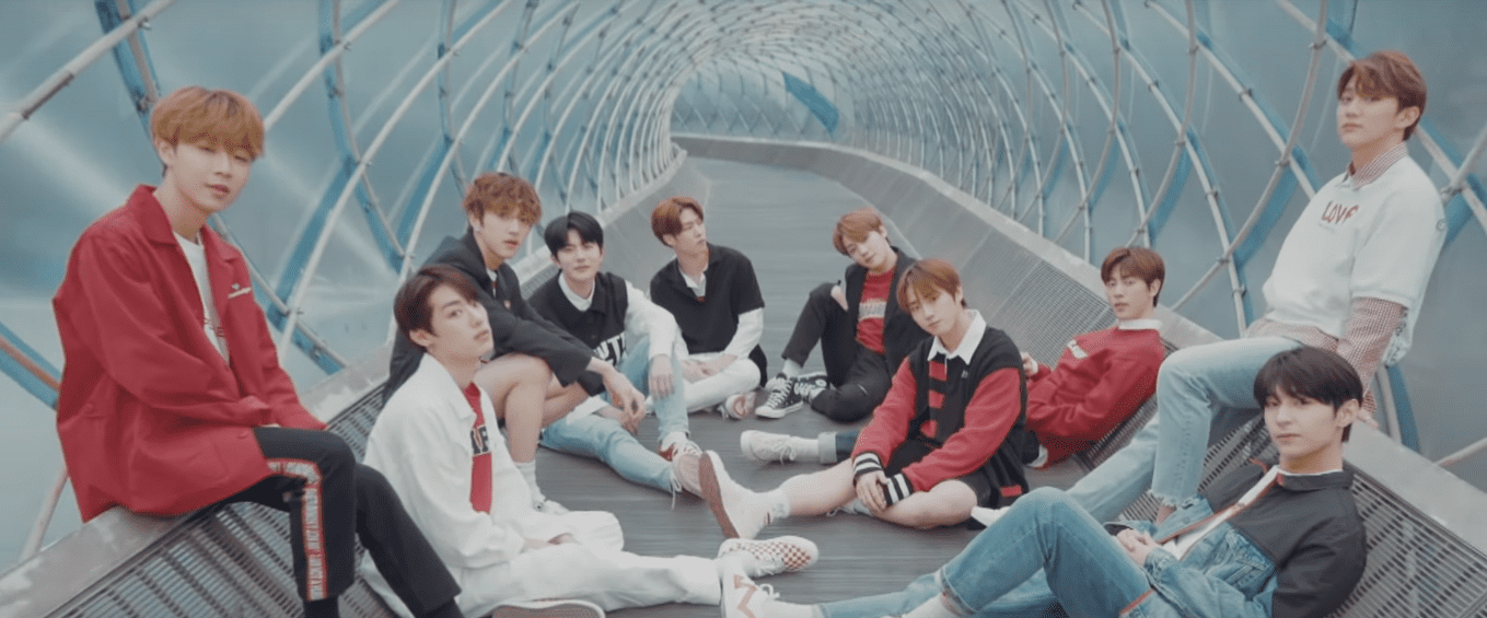 "WATCH: Golden Child Celebrates The Season With ""Spring Again"" MV"