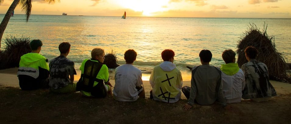 """WATCH: ATEEZ Doubles The Summer Escapades With """"Illusion"""" And """"Wave"""" MVs"""