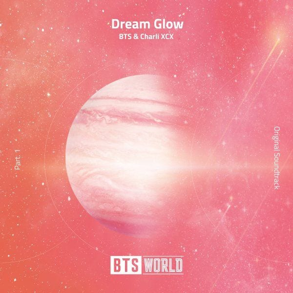 "LISTEN: BTS And Charli XCX Release ""Dream Glow"" For Upcoming BTS Game"
