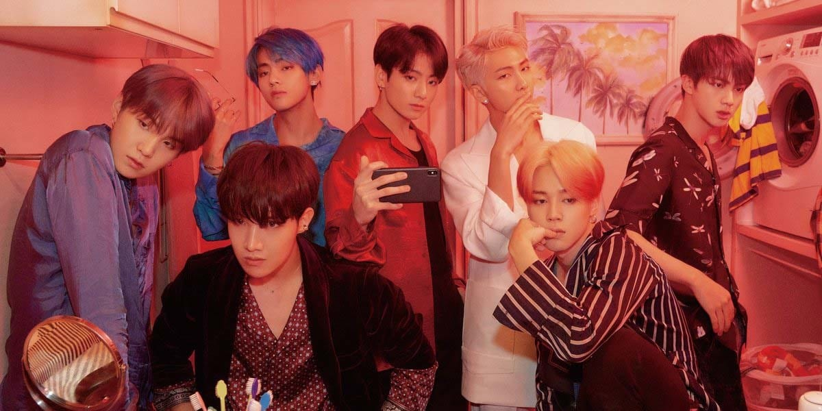 BTS Will Receive A Star On Dubai's Upcoming Walk Of Fame