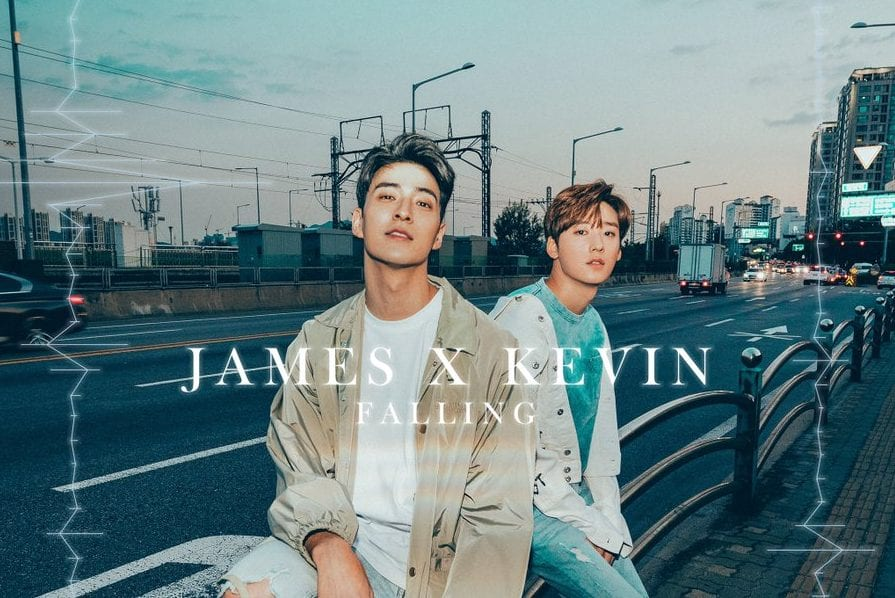 "LISTEN: James Lee And Kevin Woo Drop Collaboration Track ""Falling"""