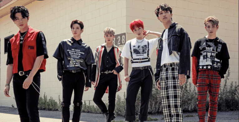 """WATCH: IN2IT Returns With Digital Single And Drops """"Run Away"""" MV"""