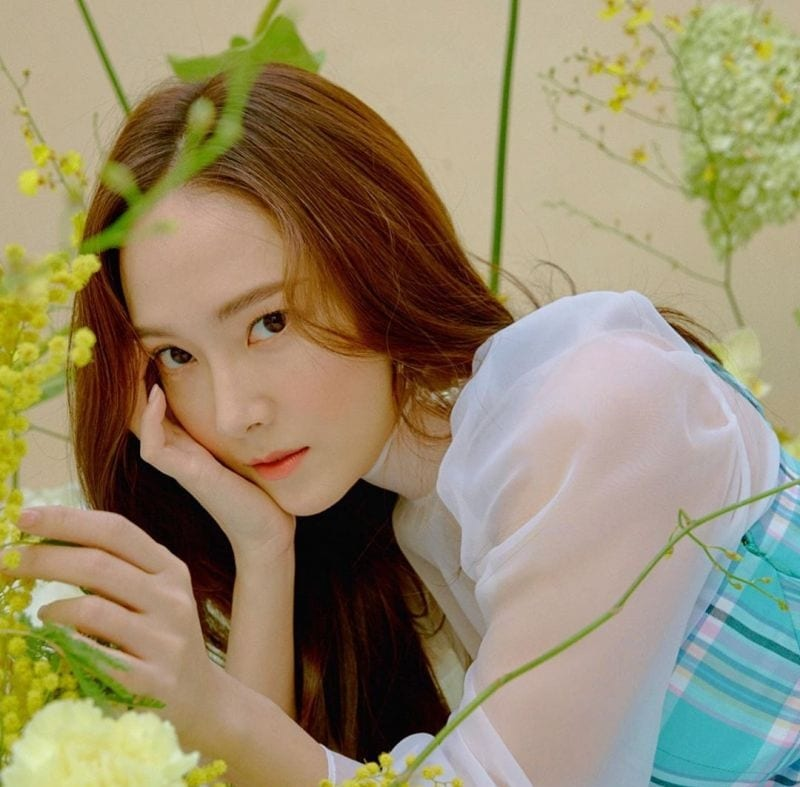 "WATCH: Jessica Jung Collaborates With Rapper Giriboy For ""Call Me Before You Sleep"" Single"