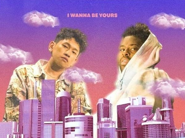 """LISTEN: Crush And American  Artist Pink Sweat$ Pair Up For """"I Wanna Be Yours"""" Digital Single"""