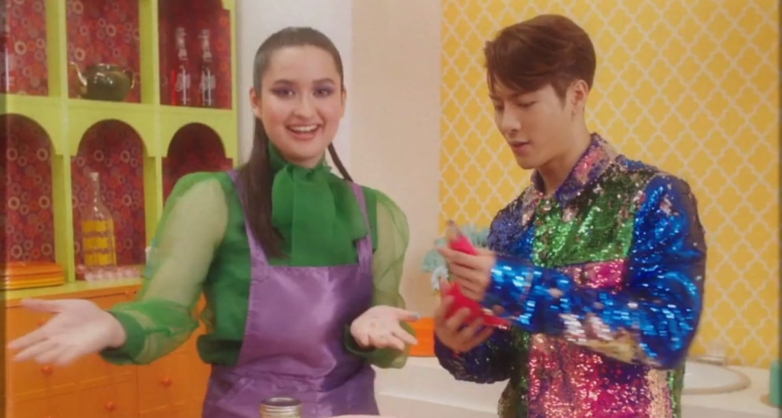 """WATCH: GOT7's Jackson Wang Partners Up With Stephanie Poetri For Special 88rising """"I Love You 3000 II"""" MV"""