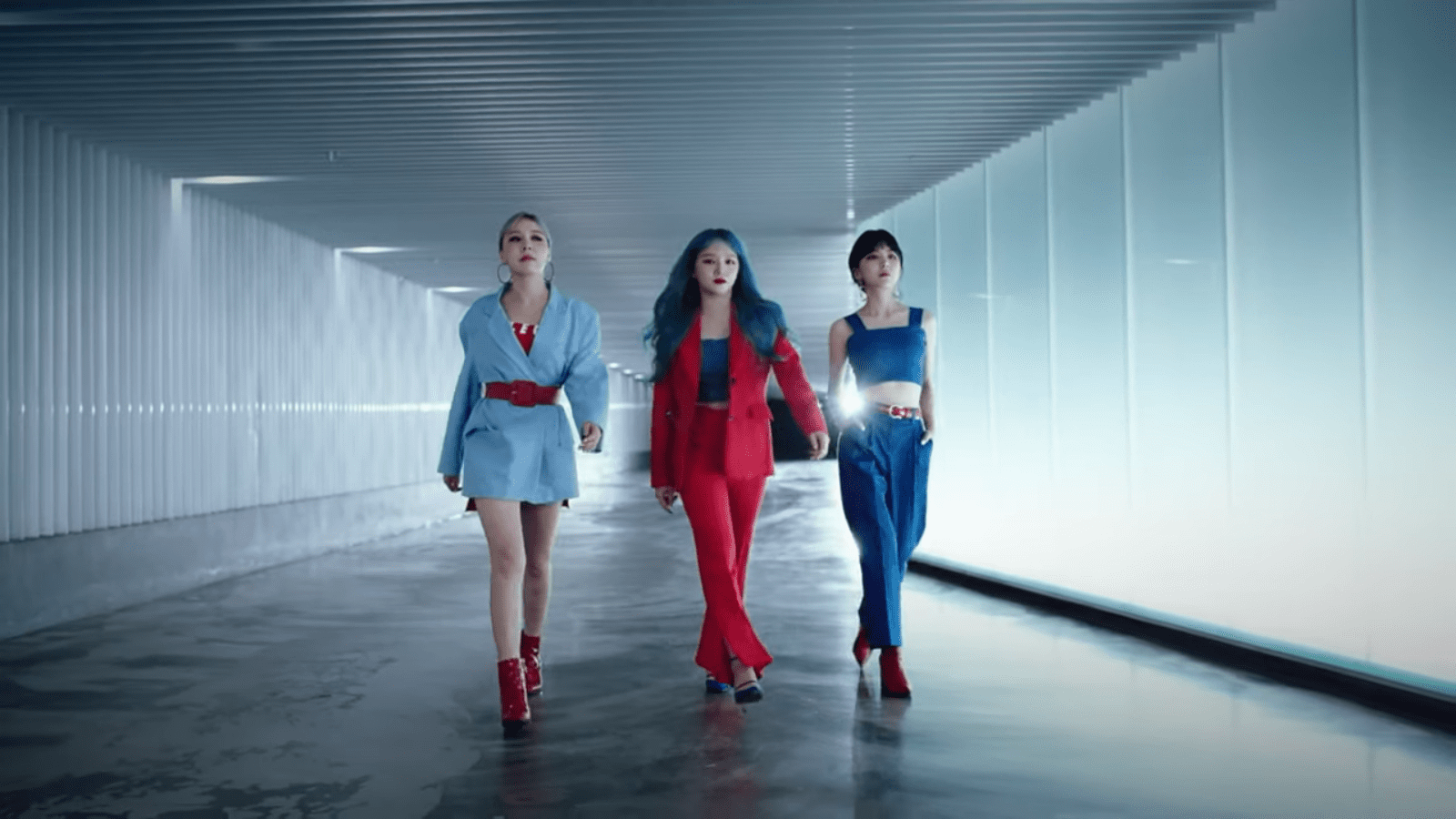 """WATCH: Ladies' Code Gambles, Steals, And Parties In New """"SET ME FREE"""" MV"""